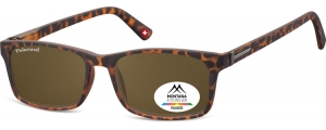 MP25B;;Carey + lente marrónPolarized - Flex - Matt finishing  - Soft Pouch Included;54;17;140