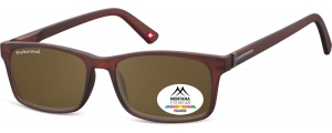 MP25C;;Marron + lente marrónPolarized - Flex - Matt finishing  - Soft Pouch Included;54;17;140