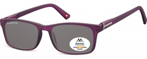 MP25E;;Morado + lente ahumada Polarized - Flex - Matt finishing  - Soft Pouch Included;54;17;140