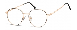 912B;;Oro rosa + negro<br><br>Stainless Steel;51;18;144