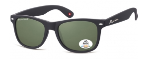 MP1A-XL;; Negro + lente G15  Polarized - Rubbertouch - Soft Pouch Included ;54;19;150