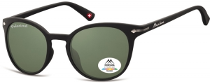 MP50A;; Negro + lente G15  Polarized - Rubbertouch - Soft Pouch Included ;50;22;140