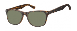 SG-CP134B;;Carey + lentes G15Injected CP Sunglasses - Optical Quality - UV400 - CAT 3. - Matt finishing - Soft Pouch Included;53;19;147