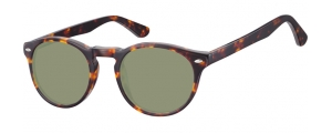 SG-CP148;;Carey + lentes G15FlexInjected CP Sunglasses - Optical Quality - UV400 - CAT 3. - Soft Pouch Included;49;21;145
