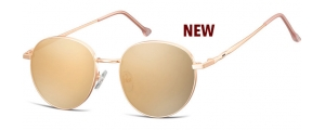 SRG-912D;;Oro rosa + lentes Revo oro<br><br>Metal Sunglasses - Optical Quality - UV400 - CAT 3. - Soft Pouch Included;51;18;144