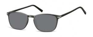 SS-CP120;;Negro + lentes ahumadasInjected CP Sunglasses - Optical Quality - UV400 - CAT 3. - Soft Pouch Included;52;19;140