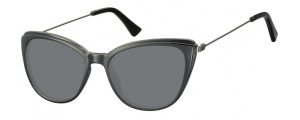 SS-CP121;;Negro + lentes G15Injected CP Sunglasses - Optical Quality - UV400 - CAT 3. - Soft Pouch Included;51;17;145